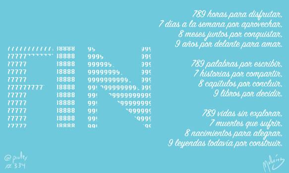 DailySketch + EscritoDiario 334 Cuentiembre 30 789