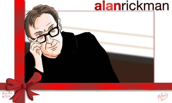 Alan Rickan In Memoriam