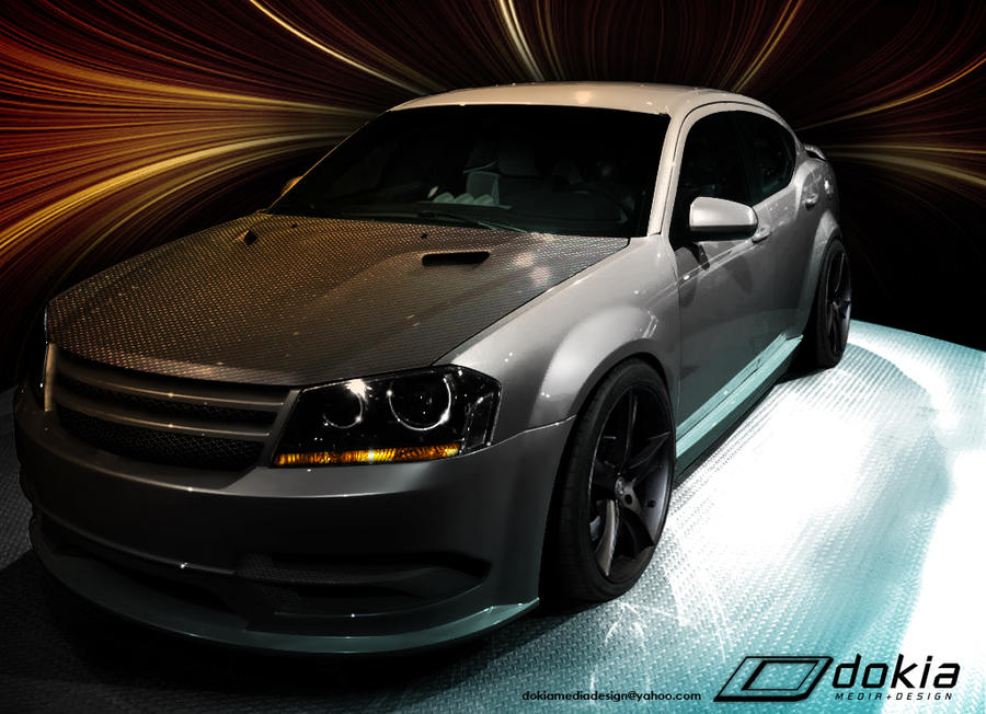 Dodge Avenger By R1cario On Deviantart