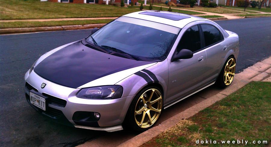 Dodge Stratus RT Sedan by r1cario on DeviantArt