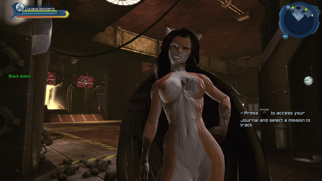 Luciana Monteiro - DC Online Screenshot by Claudija