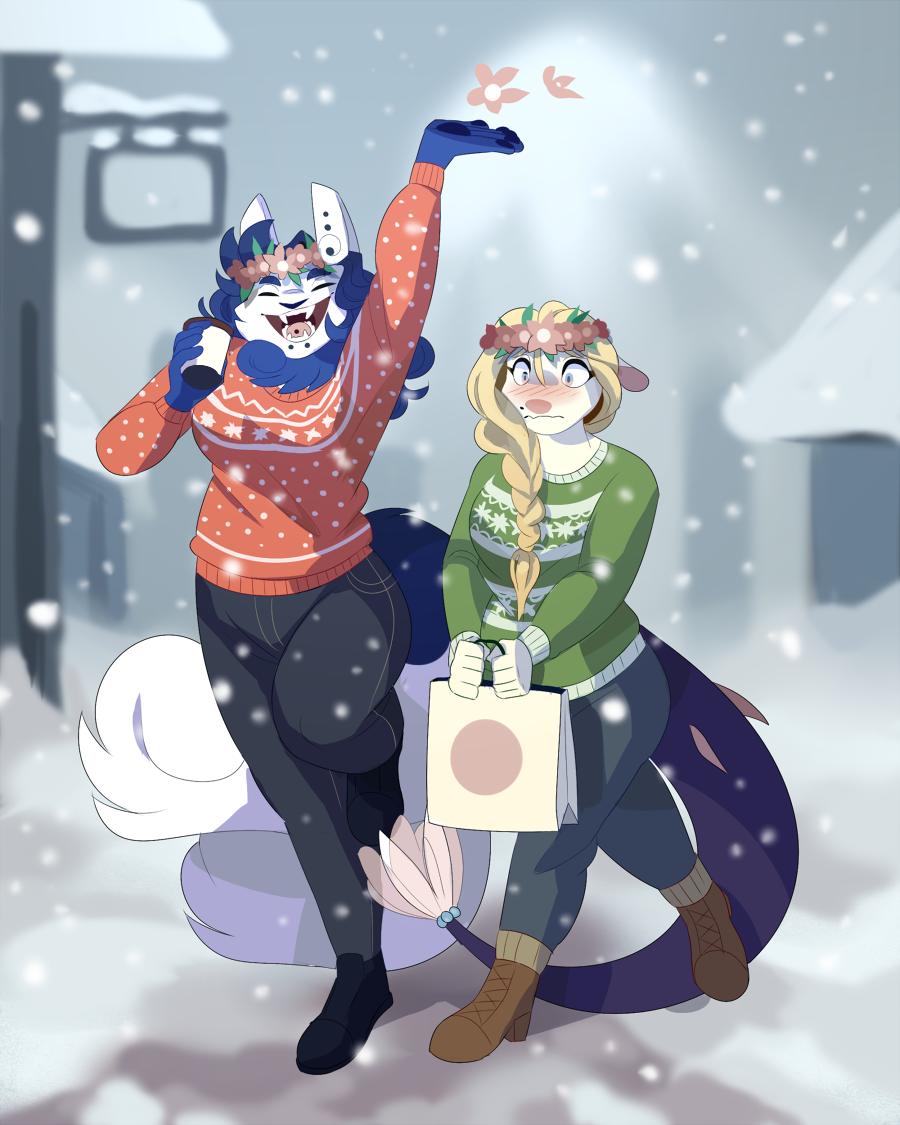 [SWGM] SS: Shopping in Alola!