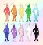 [CLOSED] Tytoninx Colour Raffle