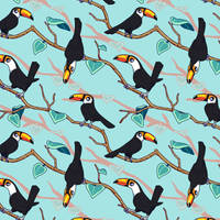 Minty Toucans