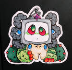 Omega Flowey Sticker by LastOneStandin