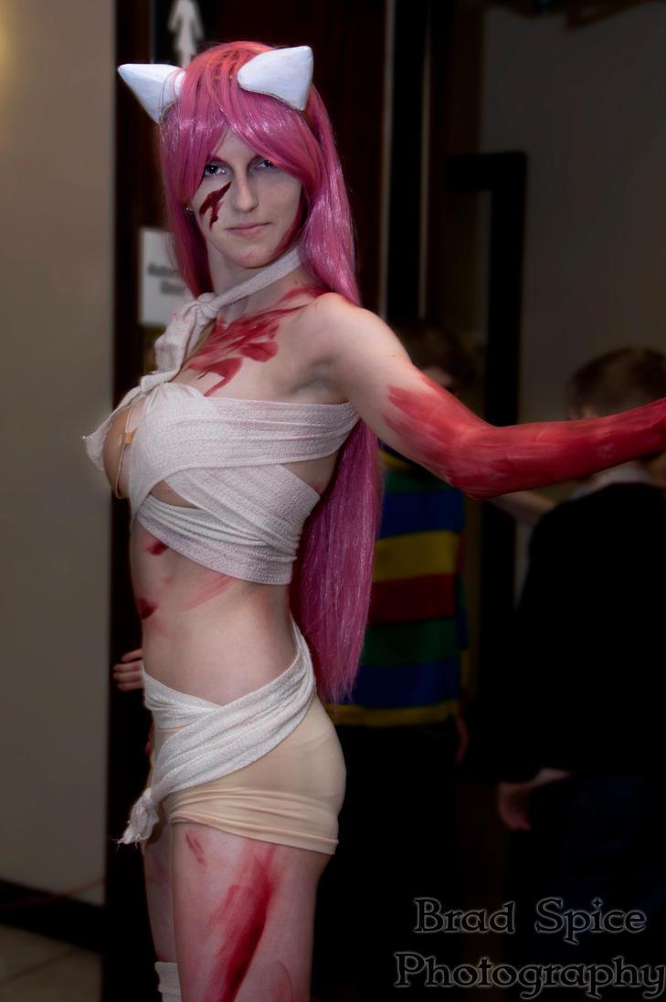 Lucy Elfen Lied Cosplay 2 By Bradspice On Deviantart
