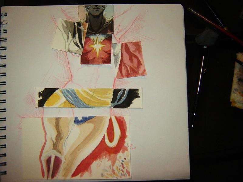AZ Paintings- Six Women by bandit-revolver