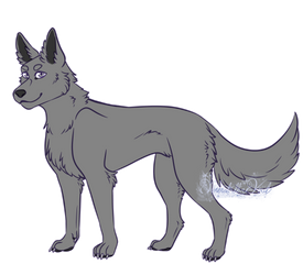 P2U Canine Feral Base