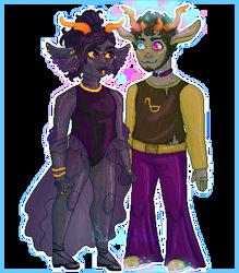 Zygres and Exoexo