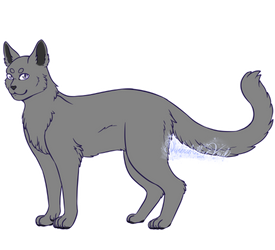 P2U Feline Feral Base by Queerstalline-Void