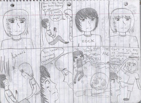 Not So Different page 7