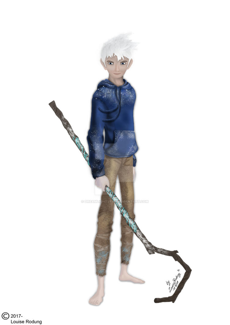 Jack Frost- Rise of the Guardians by Dreamlightstar