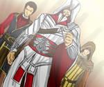 Assassins in Rome