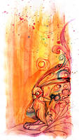 Magic Rabbit by LauraMossop