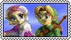 Legend Of Zelda Stamp by Timinater94
