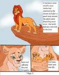 Simba's Reign: Page 1
