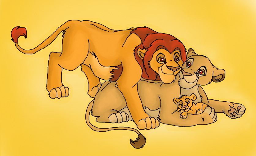 Royal Family - Redraw by DoodleDayDream