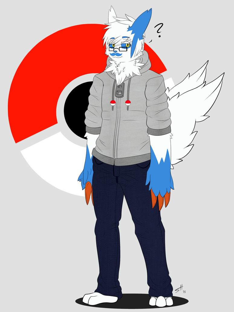 Pokesona by SolsticeHolt