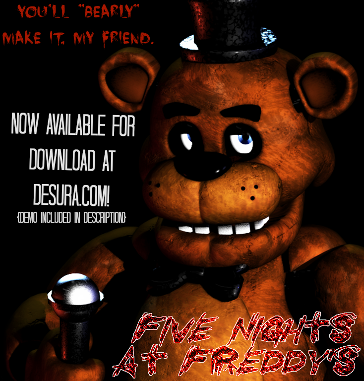 Five Nights At Freddy Unblocked Game Demo
