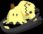 Pokemon - Mimikyu