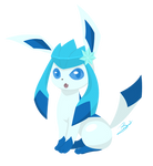 Shiny Glaceon!!!