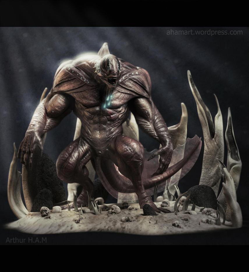 Kropus by AHAM-art