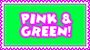 Pink And Green by Ra1nDanc3r