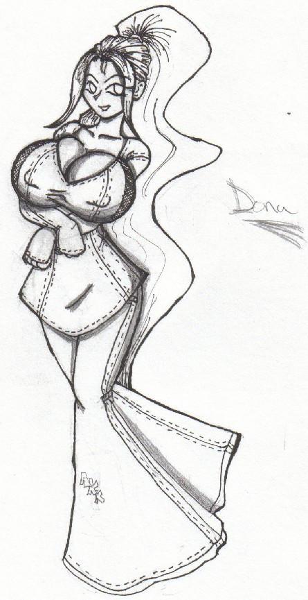 KKR Dona - EMJ by Ai-Kyonyuu-Ka