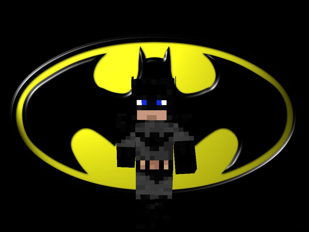 Must see Wallpaper Minecraft Superhero - minecraft_batman_by_mclmisty-d5ewc1j  Graphic_743418.png