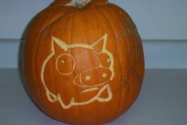 Piggy by winggundam69