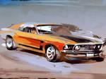 '69 Mustang BOSS302