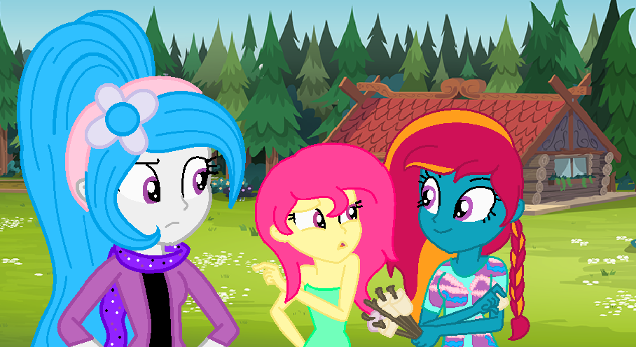 I'm Gonna idea and seen to Legend Of Everfree by kimmyfinster2476pro