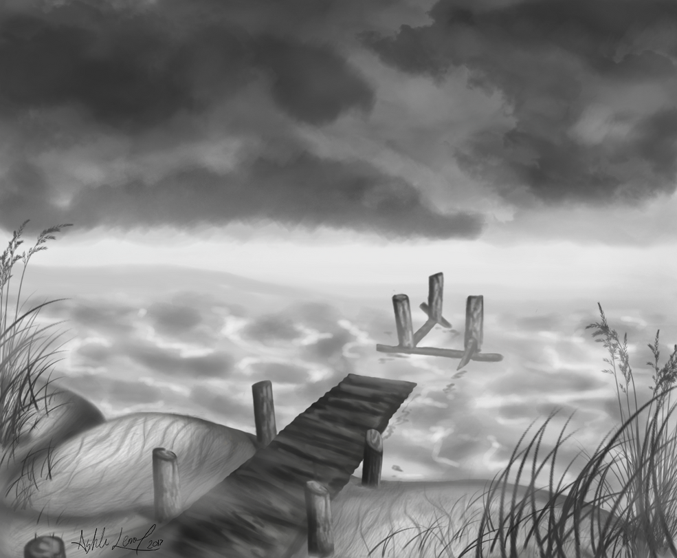 Sedgemarsh Dock by Loved-to-Death13