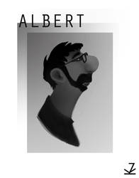 Albert by Zarisz