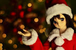 Santa Yuki Merry X'mas