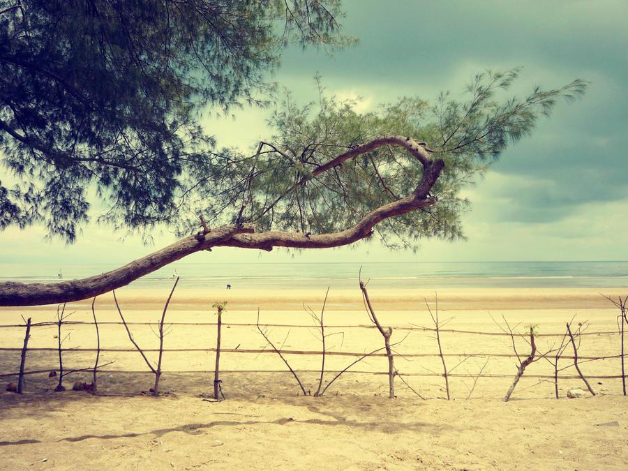Keep Out : Dangerous Beach by Al-Shira-Aohoshi