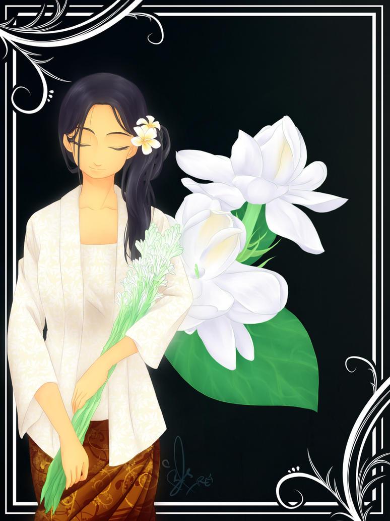 Pu...tih Putih Melati... by Al-Shira-Aohoshi