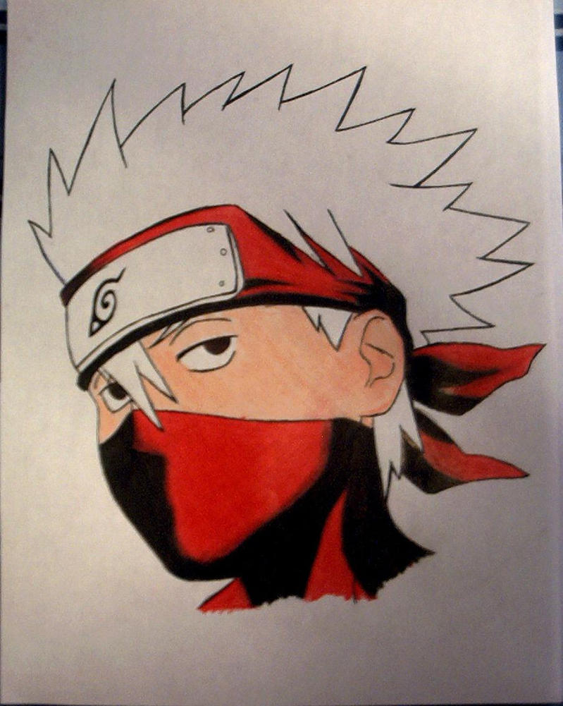 Kid Kakashi by Sharing...