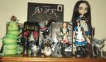 American Mcgee's Alice and Alice Madness Stuff by LiryoVioleta