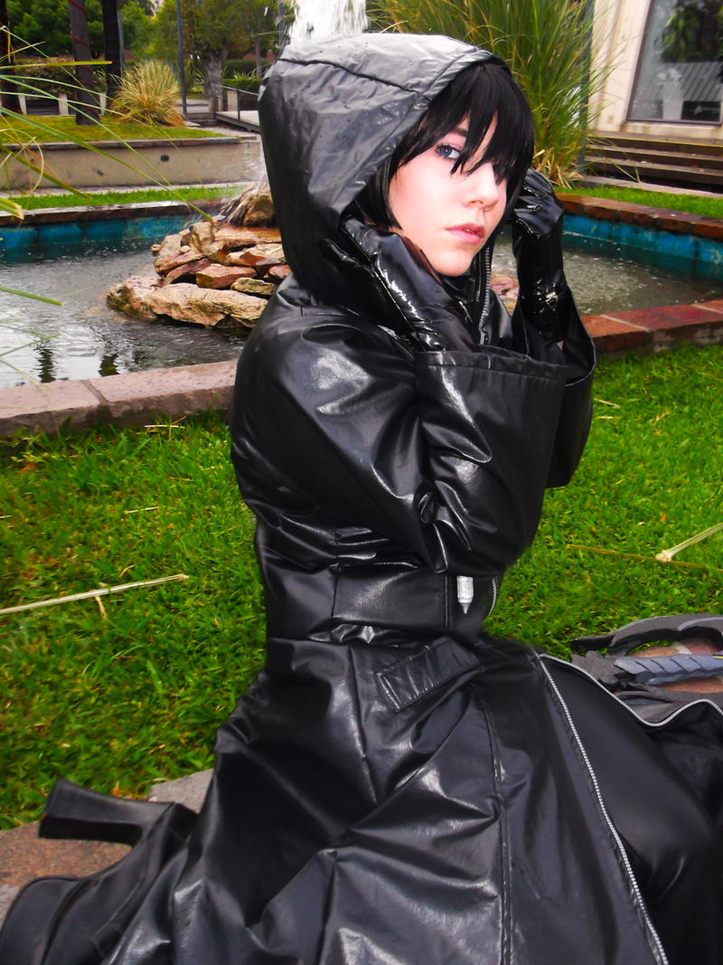 Xion Cosplay -Roxas do not forget me, please... by LiryoVioleta