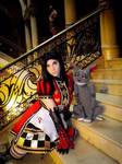 Alice Liddell Royal Suit - Alice Madness Returns by LiryoVioleta