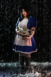 Pool of Tears- Alice Madness Returns Cosplay
