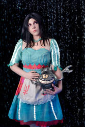 Alice Madness Returns Siren Dress