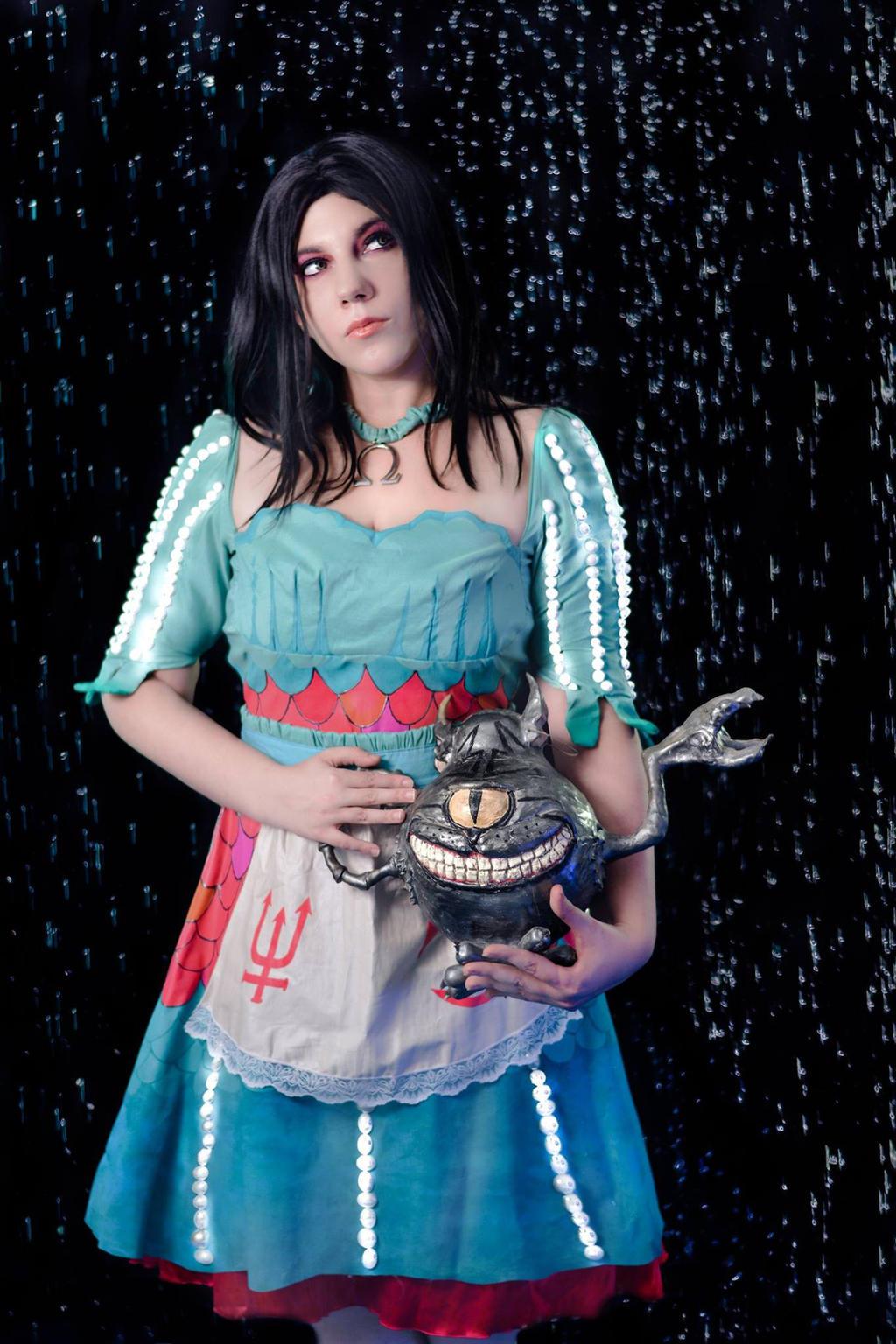 Alice Madness Returns Siren Dress by LiryoVioleta on ...