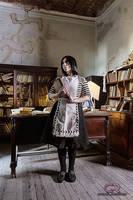 Alice London Dress Cosplay Alice Madness Returns by LiryoVioleta