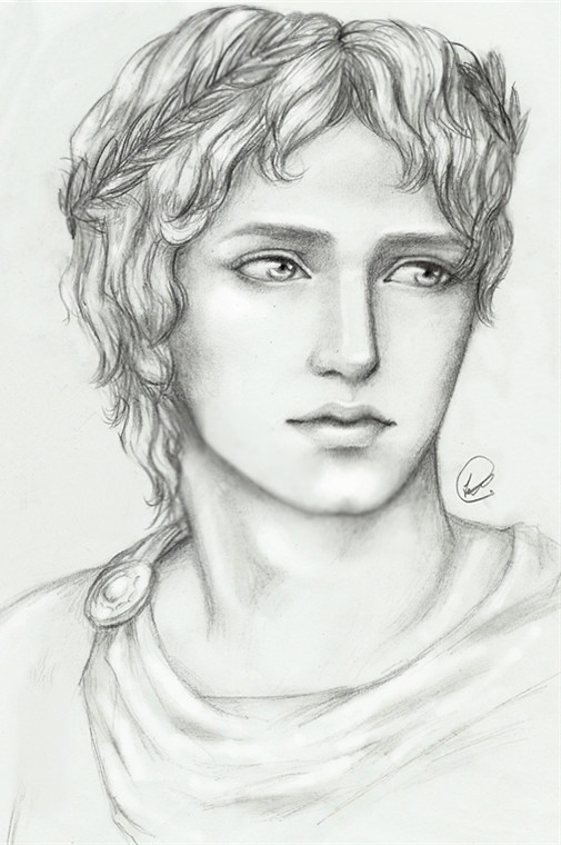 Apollo By A Random Pause