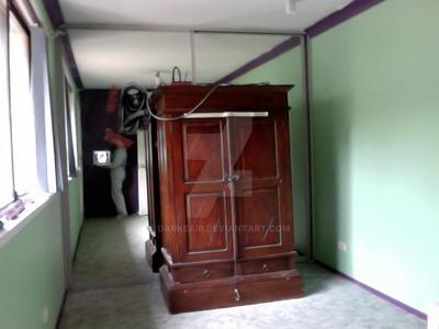 the wardrobe by Darkeair