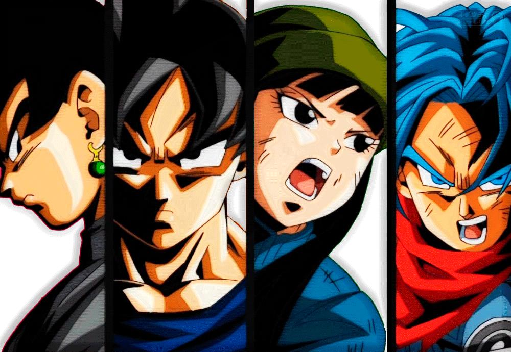 Dragon Ball Super Png By Santiago84 On Deviantart