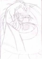 Dragon's treasure by Sheba987