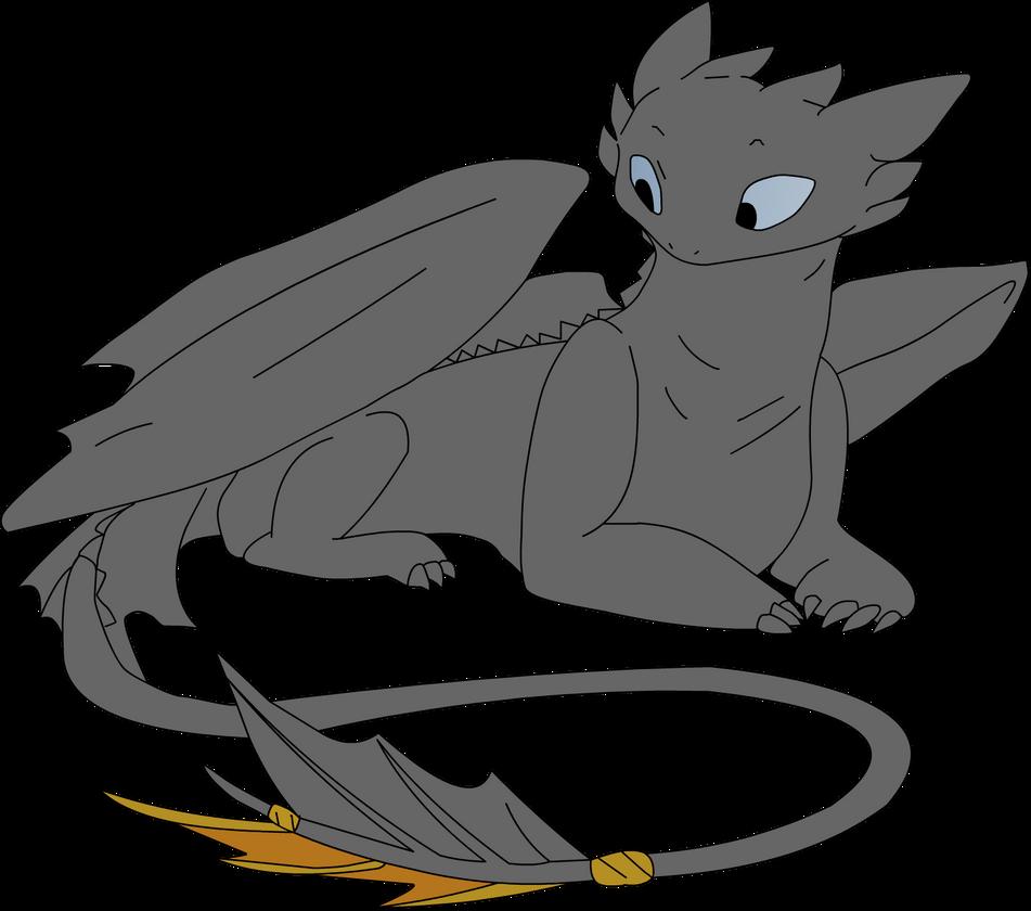 chimuelo como entrenar a tu dragon by McMoonTLoZ on DeviantArt